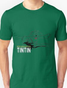 Tintin Adventures Unisex T-Shirt