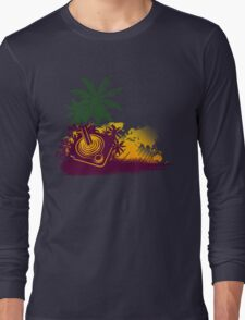 Summer Gaming Long Sleeve T-Shirt