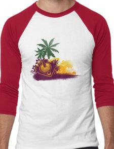 Summer Gaming Men's Baseball ¾ T-Shirt