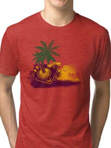 Summer Gaming Tri-blend T-Shirt