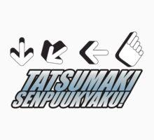Tatsumaki-Senpuu-kyaku Kids Clothes