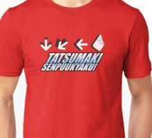 Tatsumaki-Senpuu-kyaku Unisex T-Shirt