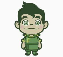 Chibi Bolin by DisfiguredStick