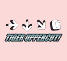 Tiger Uppercut Baby Tee
