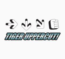 Tiger Uppercut Kids Clothes