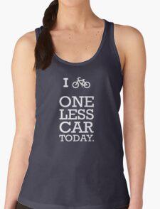 ONE LESS CAR  Women's Tank Top