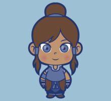 Chibi Korra Kids Clothes