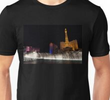 Glamour, Music and Shine - Viva Las Vegas Unisex T-Shirt