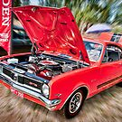 Holden HT GTS Monaro - Hot Rod & Classic Ramble by Clintpix