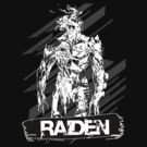 Metal Gear Solid : Raiden Shirt by TheDorknight