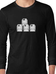 WASD Long Sleeve T-Shirt