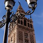 The Giralda, Cathedral of Seville by RichardPhoto