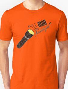 Dean Winchester: Flashlight Wielder T-Shirt