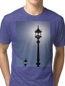 Square Spain - Seville, Spain Tri-blend T-Shirt