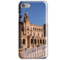 Square Spain - Seville, Spain iPhone Case/Skin