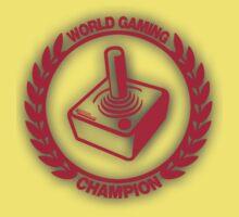 World Gaming Champion Kids Tee