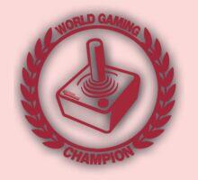 World Gaming Champion One Piece - Short Sleeve