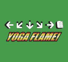 Yoga Flame Kids Clothes