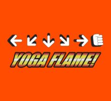 Yoga Flame T-Shirt