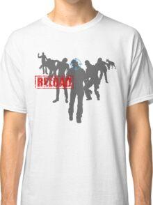 Kill The Zombies Classic T-Shirt