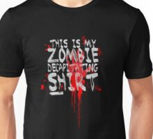 This is my zombie decapitating Shirt Unisex T-Shirt