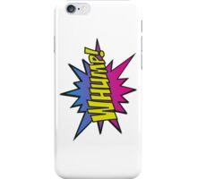 WHUMP! iPhone Case/Skin