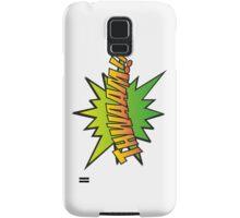 THWAAM!! Samsung Galaxy Case/Skin