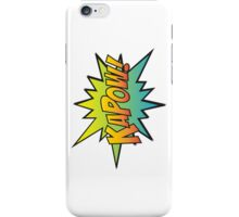 KAPOW! iPhone Case/Skin