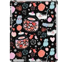 love cats iPad Case/Skin