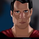 Man of steel by JillySB