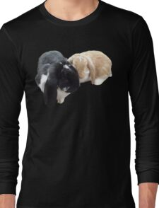 Pika & Ollie Bunnies Long Sleeve T-Shirt