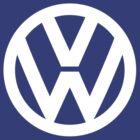 Volkswagen Logo Recreation by Kazurian