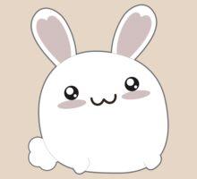 Fat Kawaii Bunny by rabbitbunnies