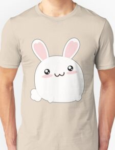 Fat Kawaii Bunny Unisex T-Shirt