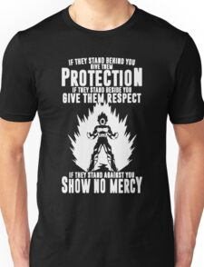 No mercy vegeta Unisex T-Shirt