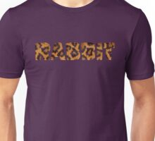 Furry Rabbit Unisex T-Shirt