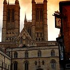 Lincoln Cathedral by Chris-Cox