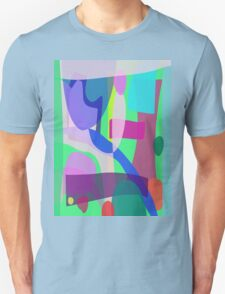 Reminiscence of a Park Unisex T-Shirt