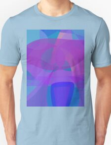 Blue Stool T-Shirt