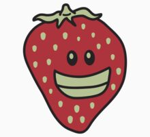 Funny Strawberry by Style-O-Mat