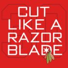 Cut Like a Razor Blade by fohkat