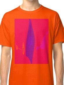 Purple Flame Classic T-Shirt