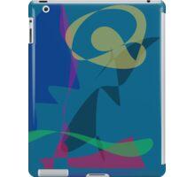 Mountain and the Deep Sea iPad Case/Skin