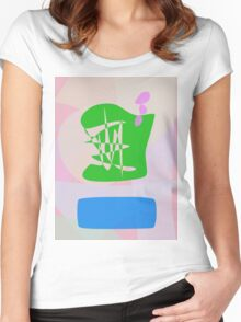 Radio Women's Fitted Scoop T-Shirt