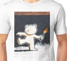 Bear By Banksy Unisex T-Shirt