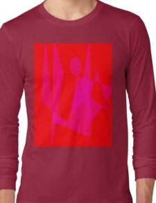 Standing on the Ground Long Sleeve T-Shirt