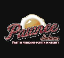 Pawnee First in Friendship Fourth in Obesity  T-Shirt