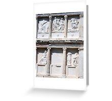 The Sebasteion, Aphrodisias Greeting Card