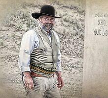 Ranger Posse Captain  by Samuel Vega