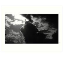 Dramatic Cloudscape Art Print